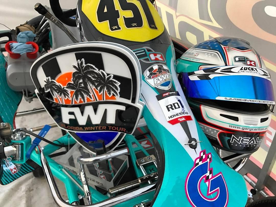 Gary Carlton Formula K