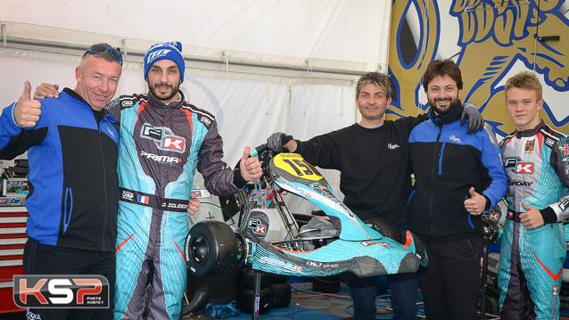 Jeremy Iglesias Formula K