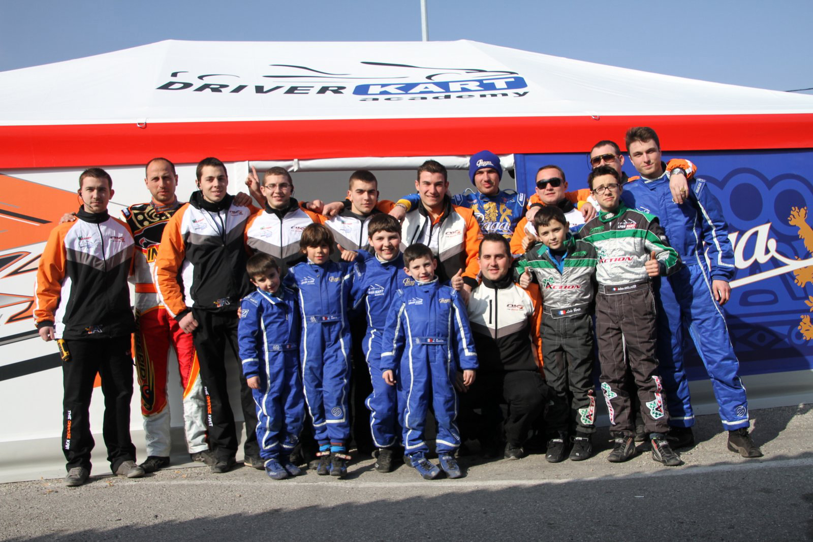 Driver Kart Academy & Action Racing Team